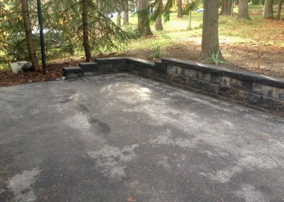 Retaining Wall - Project 2 - Image 1