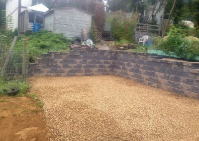 Retaining Wall - Project 3 - Image 1