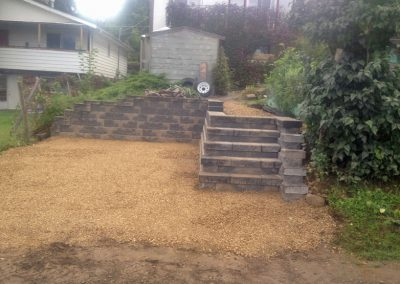 Retaining Wall - Project 3 - Image 2