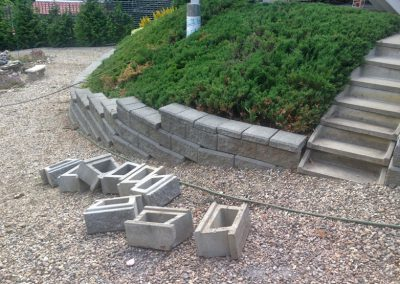 Retaining Wall - Project 7 - Image 1