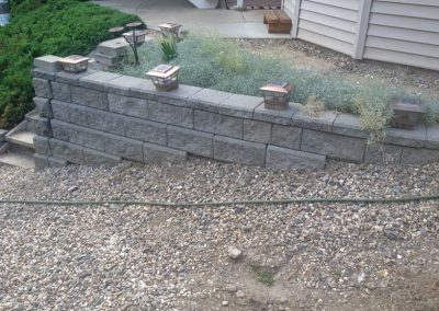 Retaining Wall - Project 7 - Image 6 - Before