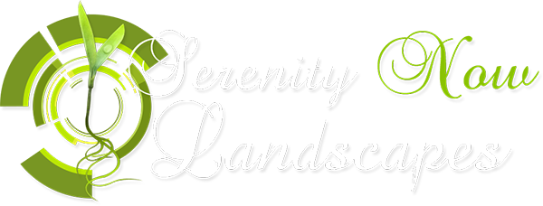 Serenity Now Landscapes Logo