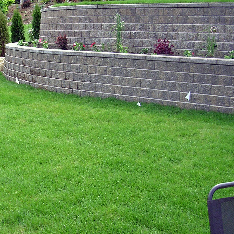 Retaining Wall Cultured Stone Gallery Serenity Now
